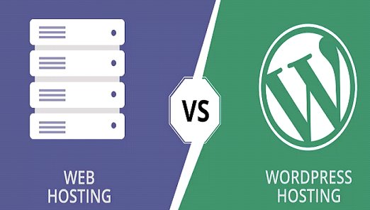 WordPress Hosting v/s Web Hosting – Are The Same?