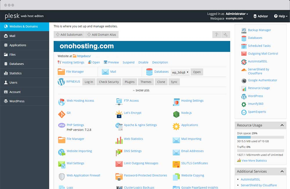 Windows Web Hosting & India's Unlimited Cheap Windows Shared Hosting Plans